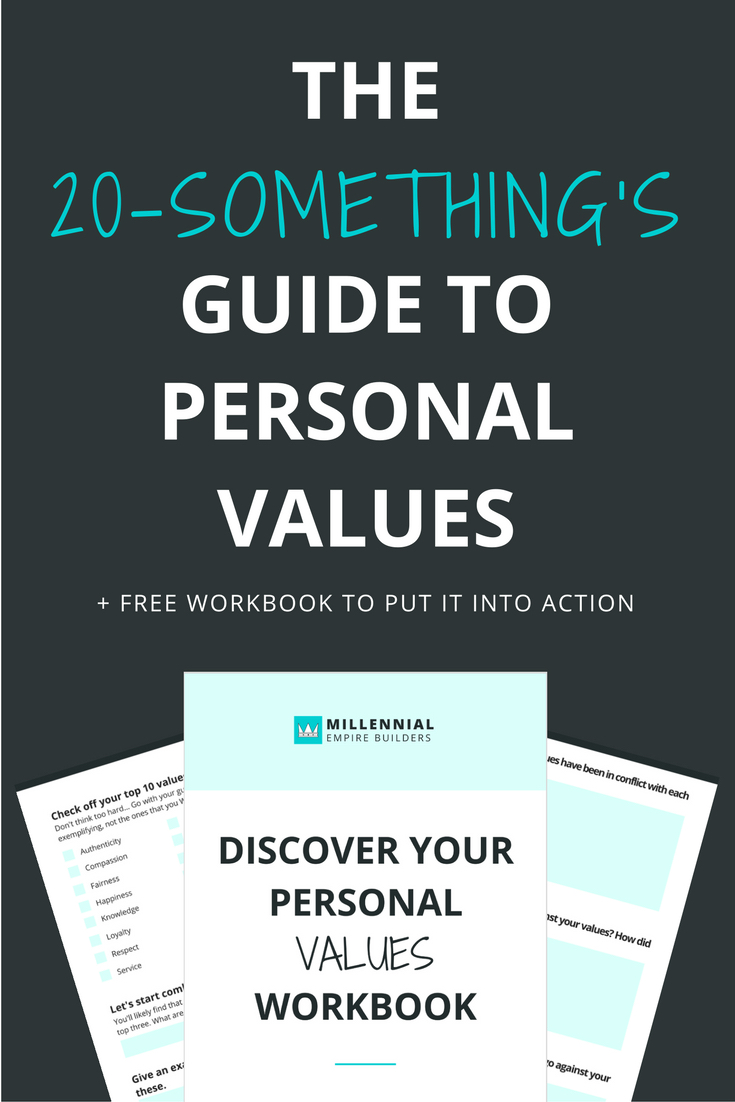 I get it... Personal values seems SUPER unsexy.... but what if I told you that by digging deep and getting to know your personal values, you'll be able to build better relationships, stop having that anxiety feeling anddddd make hard decisions with way more confidence, knowing that you made the right decision? Sexier now, huh? Yup. Click through to learn how to do this for yourself and to download the FREE workbook.