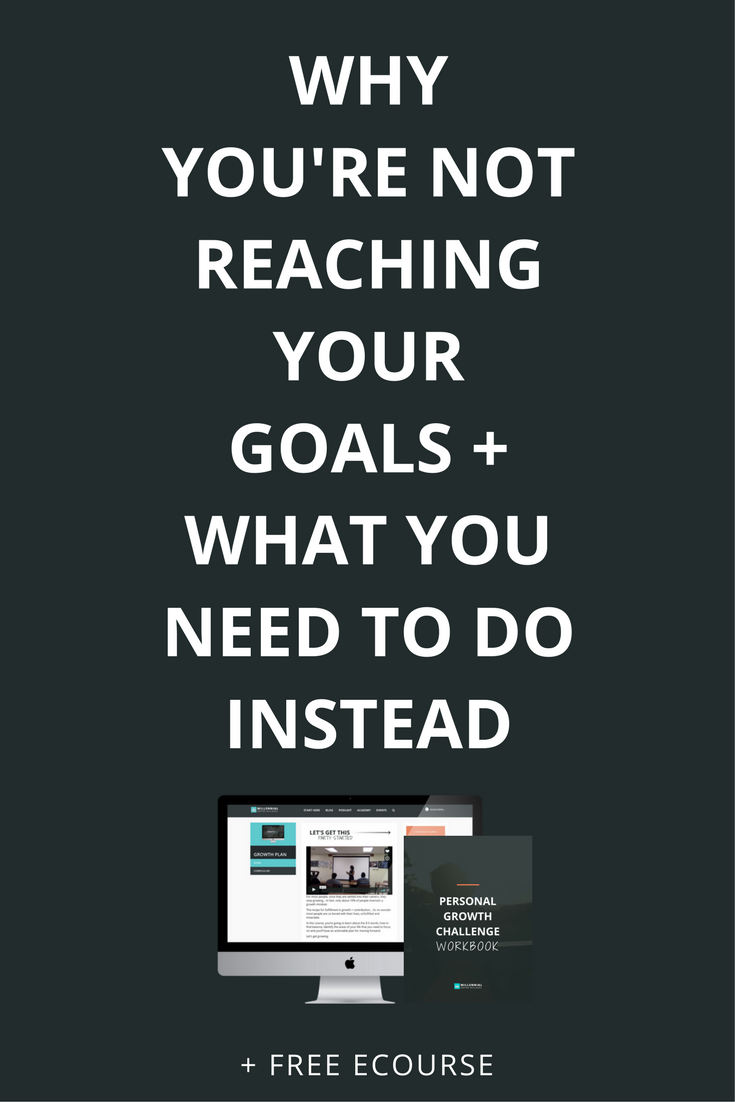 How frustrating is it when you set all of these goals.... but you never hit them? The problem isn't your goals. The execution part of goals is where most people trip up, and in this article I'm walking you through exactly how to execute them like a ninja. Click through to read the whole article and to take the free growth plan course.