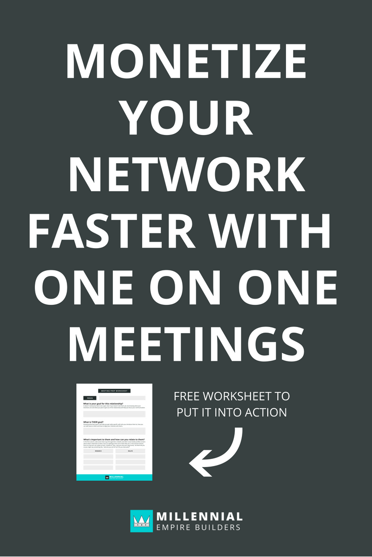 No matter how many times you search networking tips for business, you'll never actually see your new connections turning into income until you build a relationship. In this article, you'll learn the five steps of a powerful networking meeting that will create new opportunities for you, your brand and your business. Click through to learn how to put it into action and to download the free workbook.