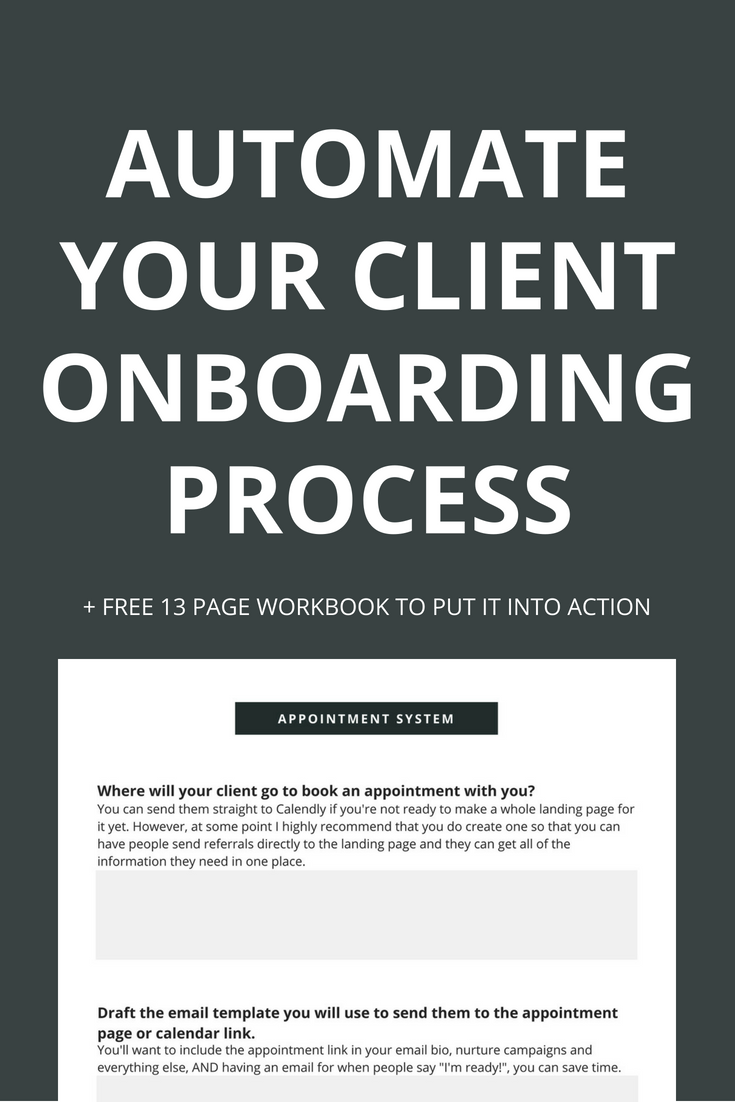 Grow your business faster by automating and streamlining your client onboarding process and spend less time on customer service and more time on the things you actually like to do.