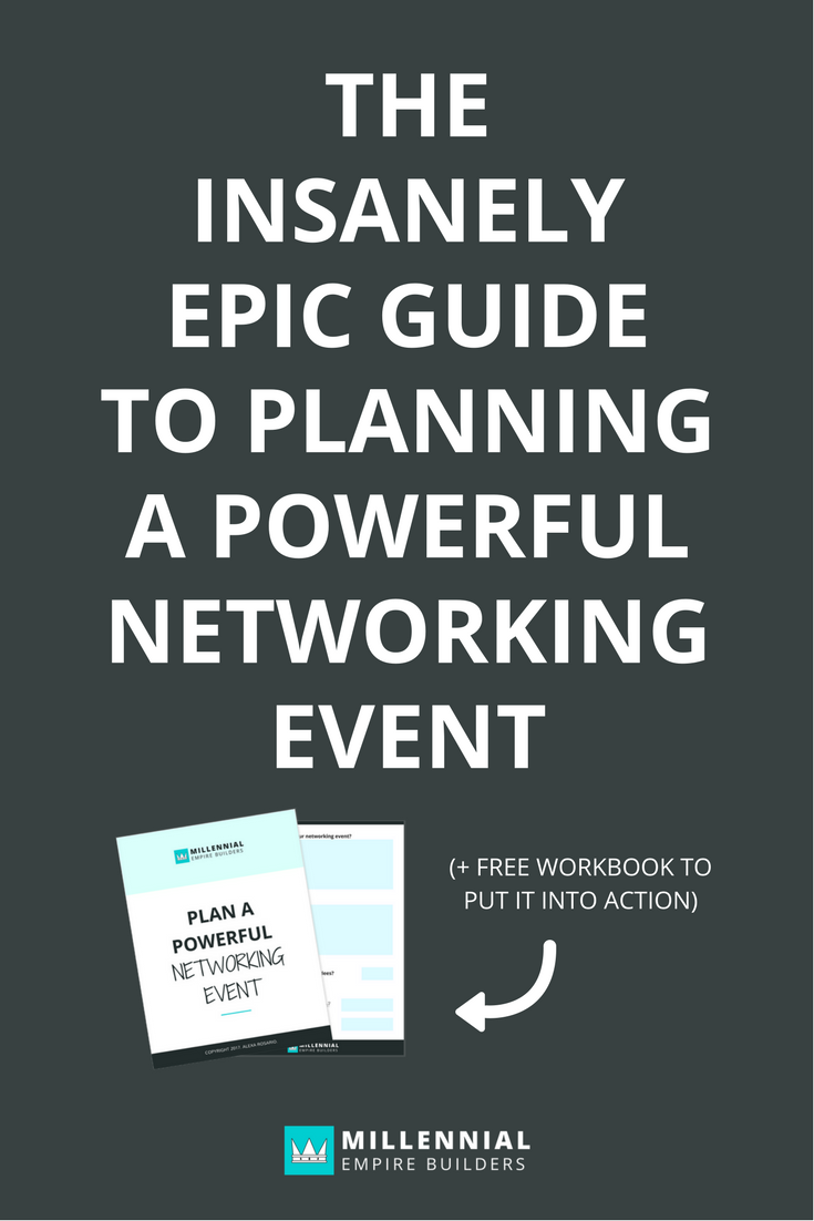 how to follow up from a networking event