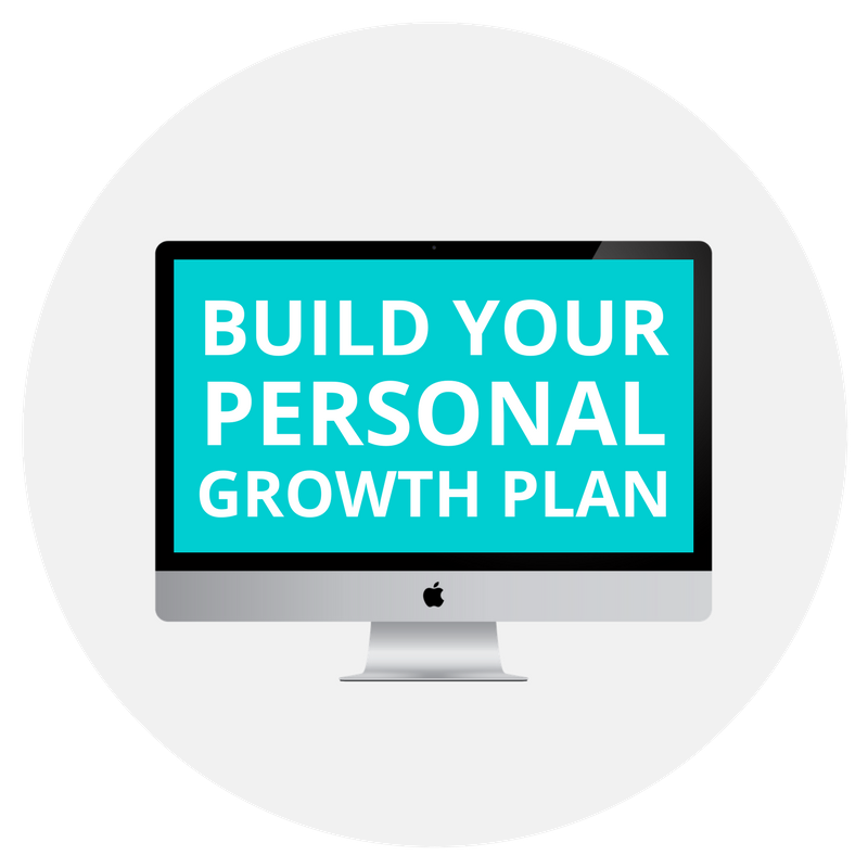 BUILD YOUR PERSONAL GROWTH PLAN-2