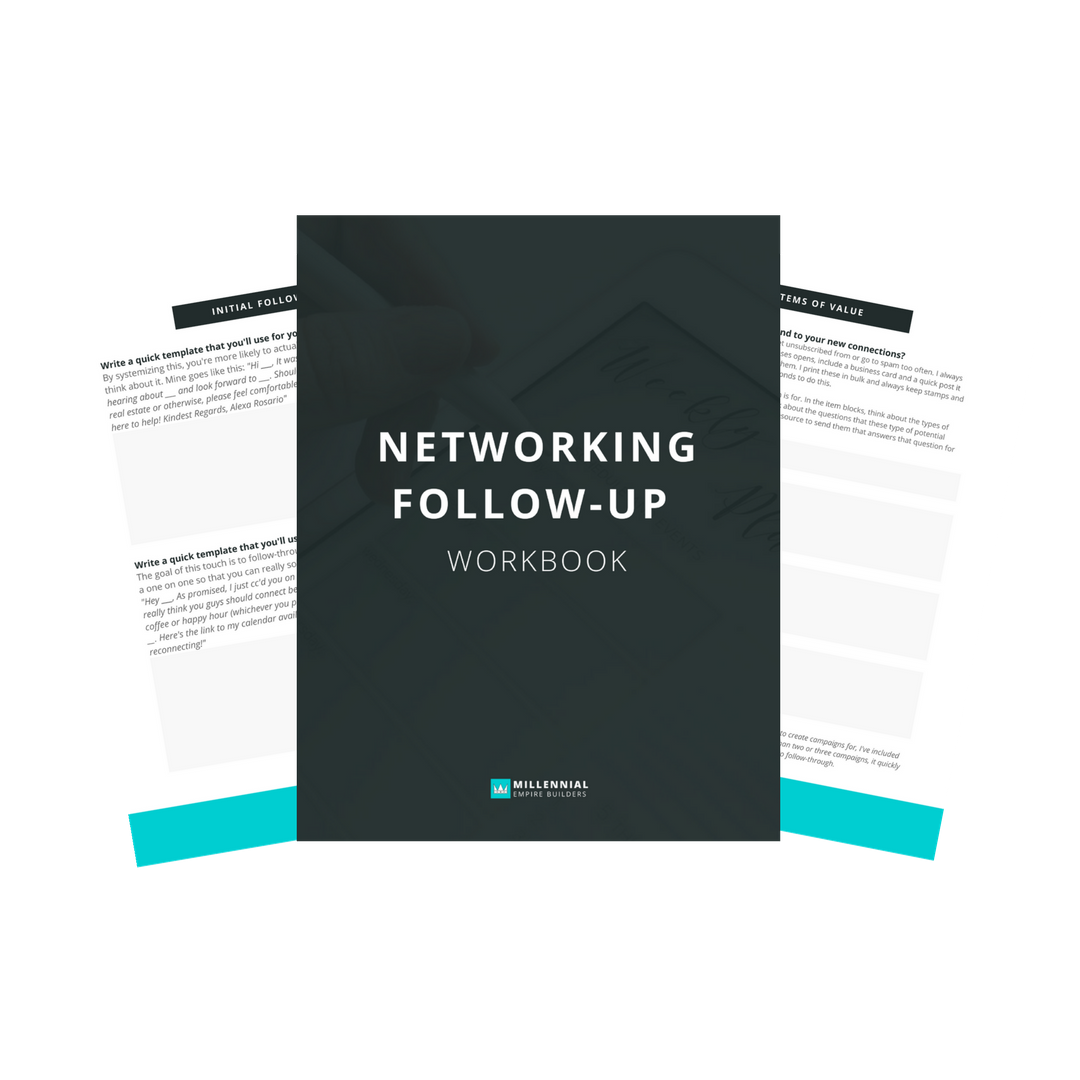How To Turn New Connections Into Relationships Quickly and Efficiently