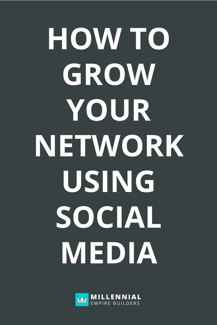 "Growing your network using social media requires a strategy that will help you build relationships. It's not just about posting a bunch of spammy ""call me"" posts. Click through to learn how to start building relationships on social media."